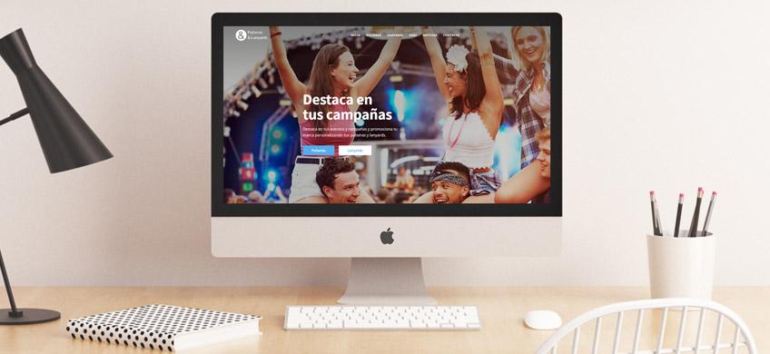 Nuevo E-commerce Pulseras&Lanyards